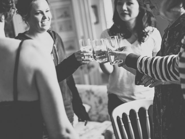 Craig and Katie's wedding in Mount Stuart, Argyll and Bute 8