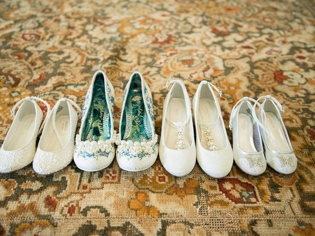 Craig and Katie's wedding in Mount Stuart, Argyll and Bute 9