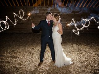 Gemma & Corey's wedding
