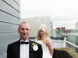 Sherri & Mike's wedding