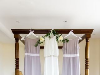 Sarah & Ross's wedding 1