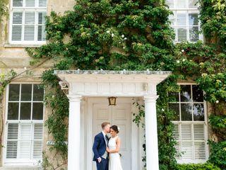 Sarah & Ross's wedding
