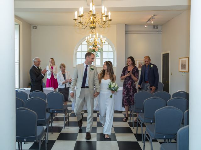 Troy and Selina's wedding in Bury St Edmunds, Suffolk 1