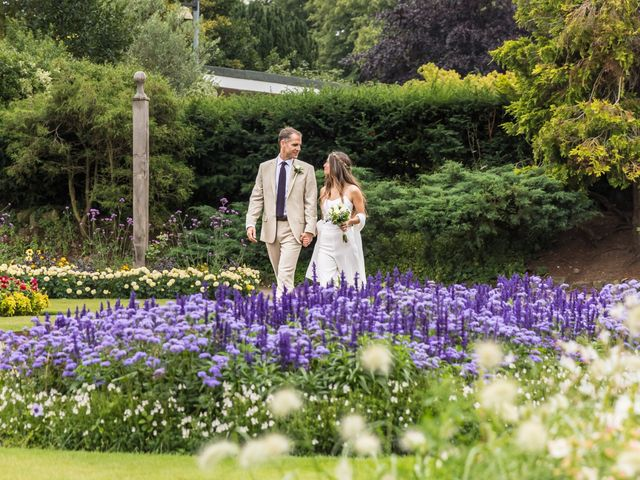 Troy and Selina's wedding in Bury St Edmunds, Suffolk 2