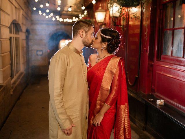 TC Green & Samia's wedding