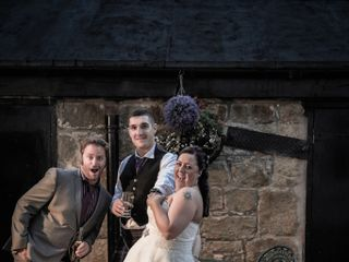 Julie & George's wedding 2