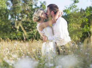 Ollie & Helouise's wedding