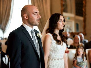 Abbie & Kristian's wedding 1