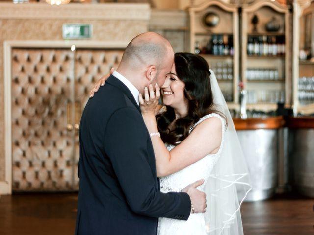Abbie & Kristian's wedding