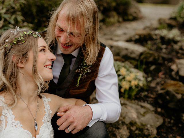 Bea & Tom's wedding