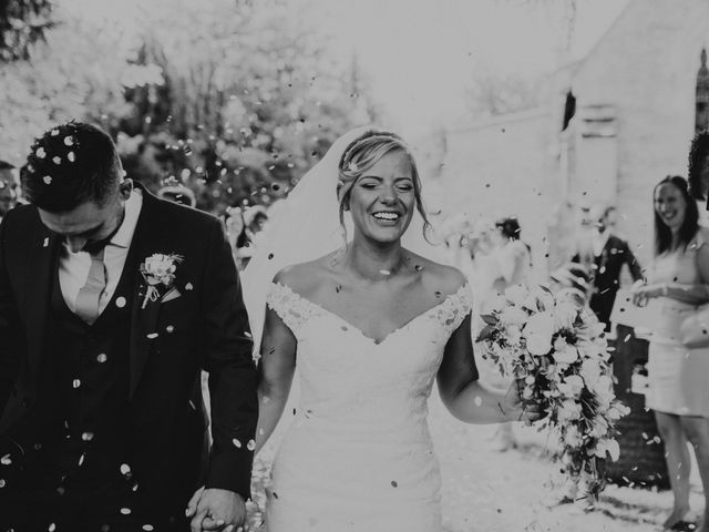 Fay and James's wedding in Oxford, Oxfordshire 1