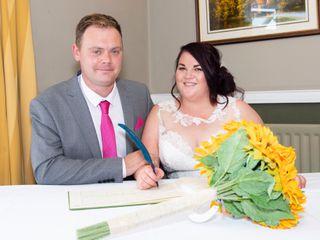 Suzie & Tony's wedding