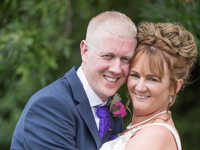 Samantha & Philip's wedding