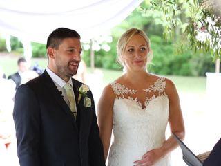 Carl & Louise's wedding