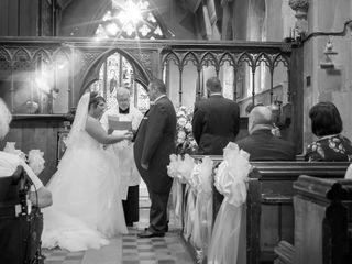 Samantha & Micky's wedding
