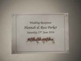Hanna & Ross's wedding 3