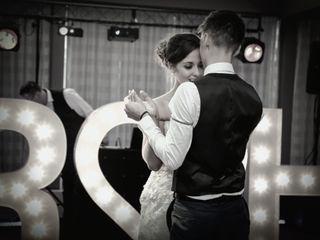 Hanna & Ross's wedding