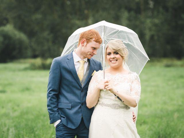 Emily & Chris's wedding