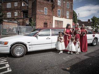Marie & David's wedding 3