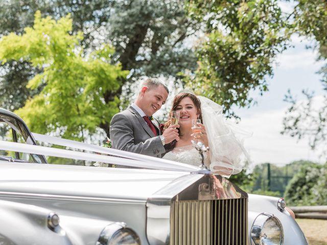 Marie & David's wedding