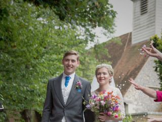 Abigail & Matthew's wedding 2