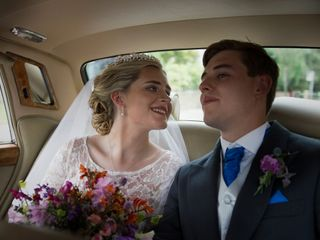 Abigail & Matthew's wedding