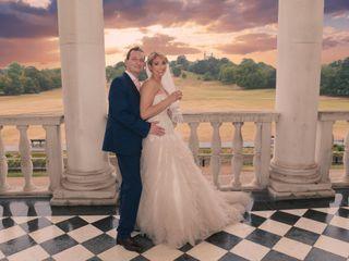 Salene & Ian's wedding