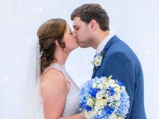 Liam & Katie's wedding