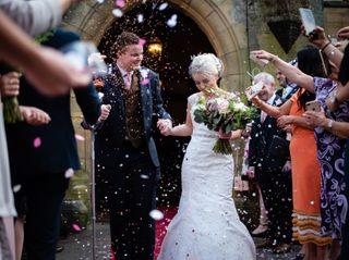 Becca & Joe's wedding