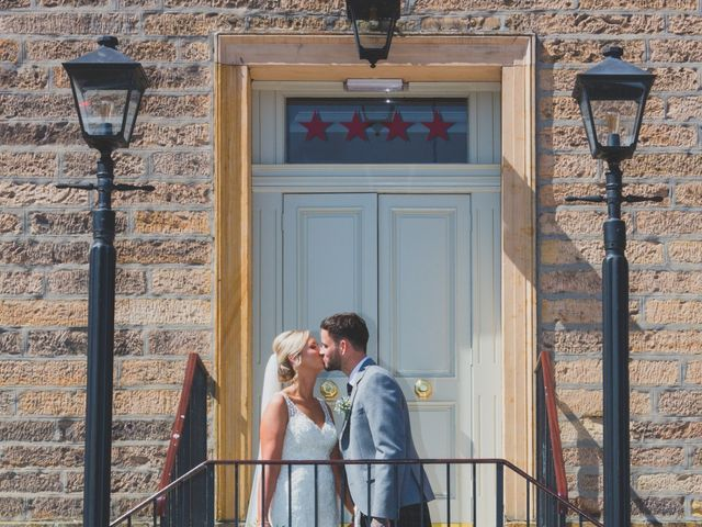Claire and Michael's wedding in Elgin, Moray 2