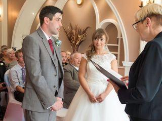 Rosy & Reiss's wedding