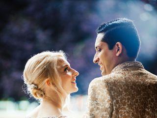 Milda & Vivek's wedding 3