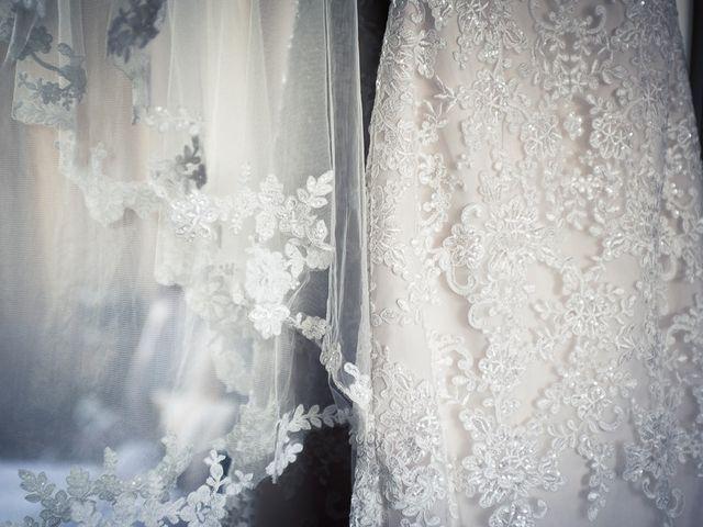 Alex and Emma's wedding in Lichfield, Staffordshire 1
