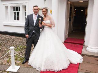 Sarah & Craig's wedding