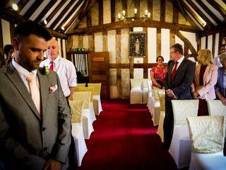Lee & Rebecca's wedding 3