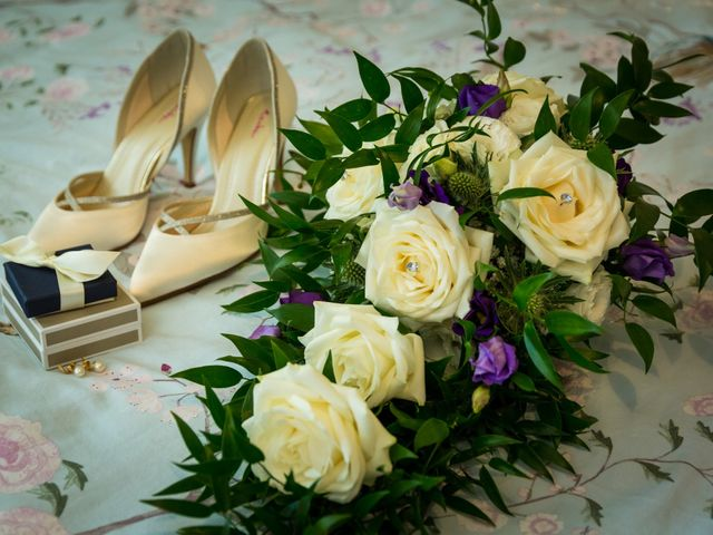 Ben and Naomi's wedding in Ellon, Aberdeenshire 1