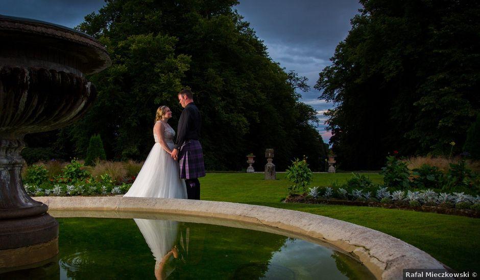 Ben and Naomi's wedding in Ellon, Aberdeenshire