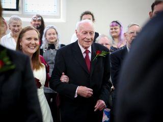 Mark & Caroline's wedding 3