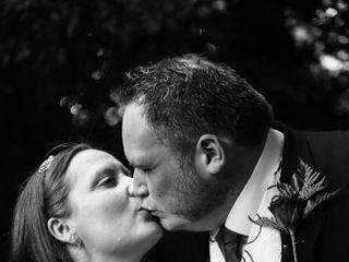 Mark & Caroline's wedding