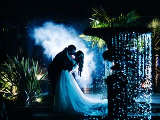 Belinda & Rob's wedding