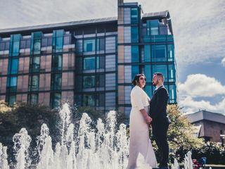 Clorinda & Armand's wedding