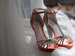 Amanda & Lee's wedding 1