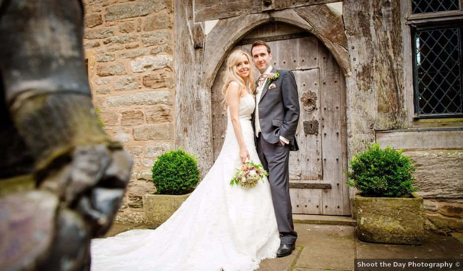 Huw and Joanne's wedding in Malvern, Worcestershire