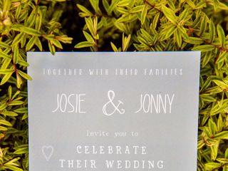 Josie & Jonny's wedding 1
