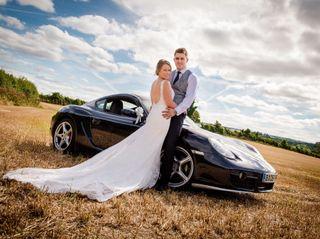 Josie & Jonny's wedding