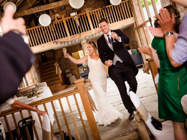 Jonny and Josie's wedding in Chipping Campden, Gloucestershire 2