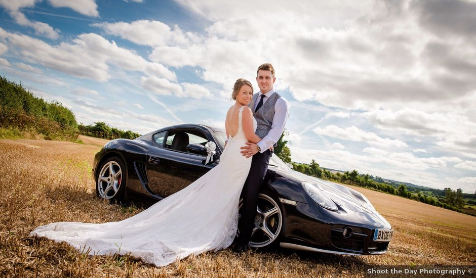 Jonny and Josie's wedding in Chipping Campden, Gloucestershire