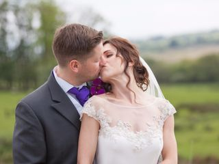 Kim & Russell's wedding