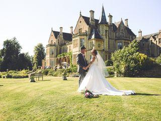 Victoria & Ian's wedding