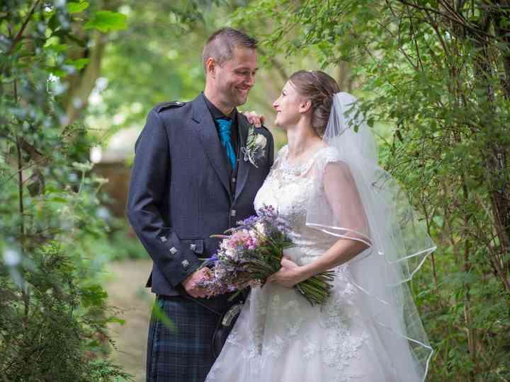 Natalie & Barry's wedding
